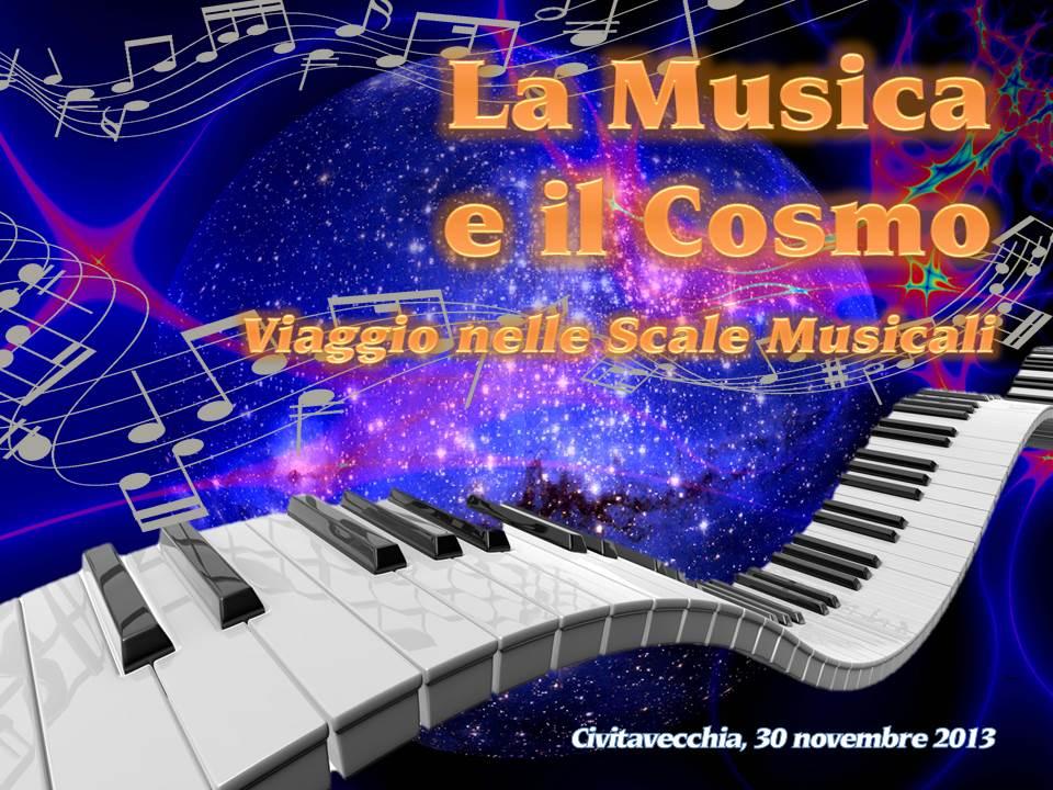 La Musica e il Cosmo - Viaggio nelle Scale Musicali