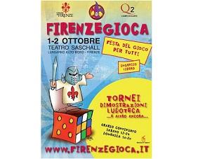 locandina FirenzeGioca