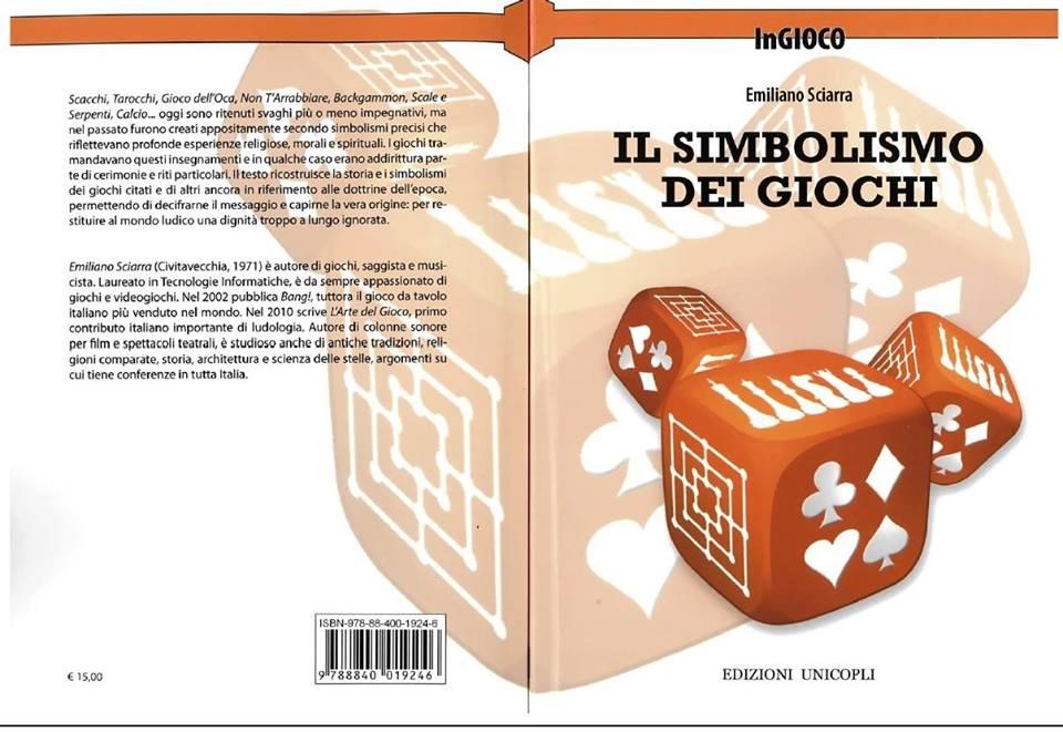 """Presentazione Libro """"Il Simbolismo dei giochi"""""""