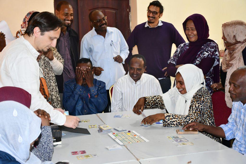 Il test con i referenti locali dell'IFAD